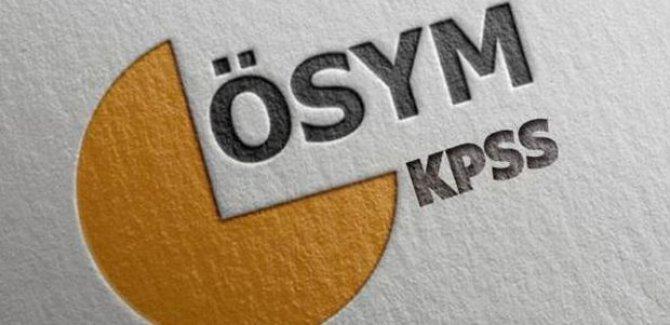 KPSS puanlarının geçerlilik süresi değişti