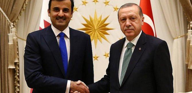 El Sani: Türkiye'ye 15 milyar dolar doğrudan yatırım yapacağız