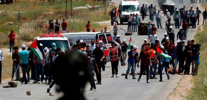 Li Ramallahê di nava Filistînîyan û Siyonîstan de şer derket