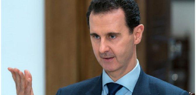 Esad'dan af ilanı