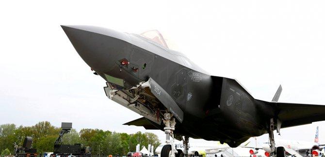 Çevik: F-35 olayında ABD ciddi zarar görecek