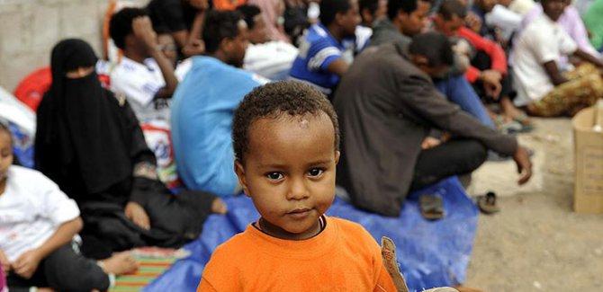 Yemen'de her yıl 66 bin çocuk ölüyor, sebep aptalca bir savaş