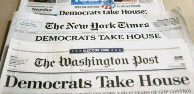 ABD gazetelerinden Trump'a 'biz halkız' tepkisi
