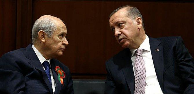MHP ve AK Parti Yerel Seçimlerde Ortak Mı?