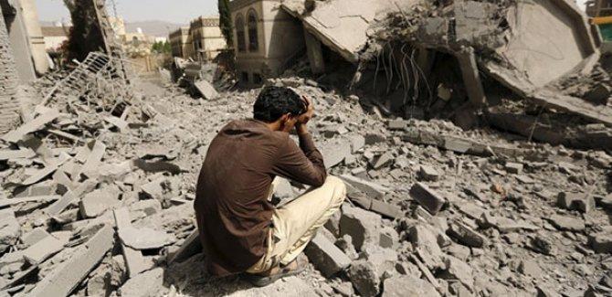 Êrîşa Yêmenê sûcê şerî ye