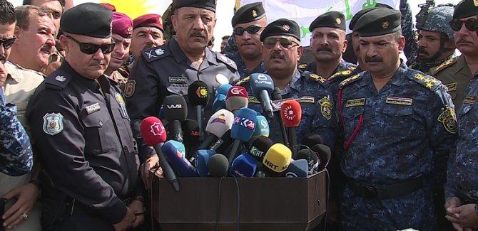 Erbil-Kerkük yolu açıldı!