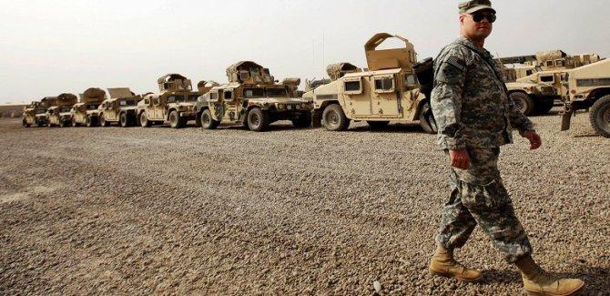 ABD askeri çekilmeyecek