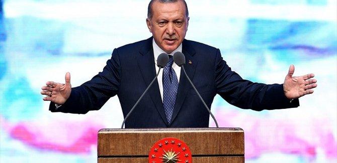 Cumhurbaşkanı Erdoğan'dan Bayram mesajı