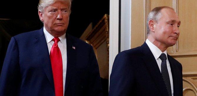 Trump'ın şartı: Bizim için iyi olacak bir şey yapsınlar