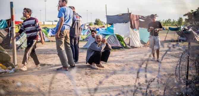 Macaristan'a Sığınmacıları kasten aç bırakma suçlaması