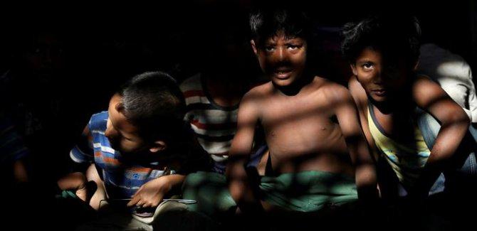 UNICEF: Rohingya çocuklar kayıp bir nesle dönüşüyor