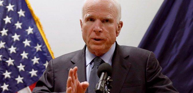 ABD'li senatör McCain öldü!
