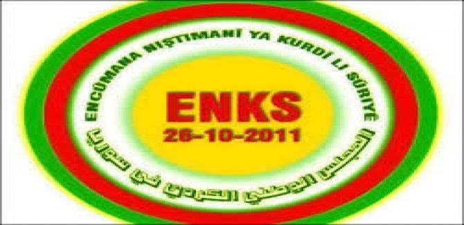 ENKS: Xebata me ji bo di destûrê de misgogerkirina mafê Kurdan e