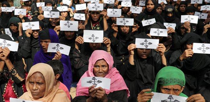 BM:Myanmar generalleri Arakan Müslümanlarına soykırımdan yargılanmalı
