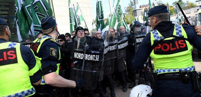 Avrupa'nın 'en radikal' Neonazileri İskandinav ülkelerinde hızla büyüyor
