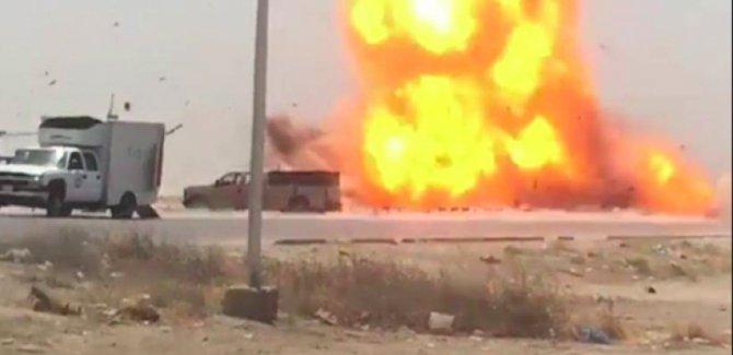 Haşdi Şabi kontrol noktasına intihar saldırısı: 19 ölü