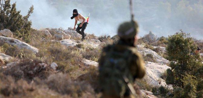 İsrail'den Yahudi yerleşim birimi protestosuna müdahale
