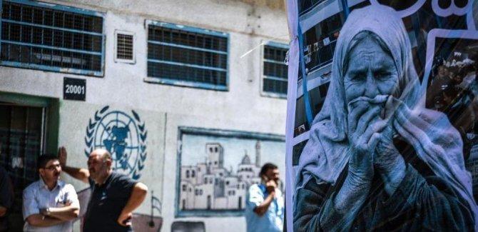 ABD Filistinli mültecilere yardımı durdurma kararı aldı