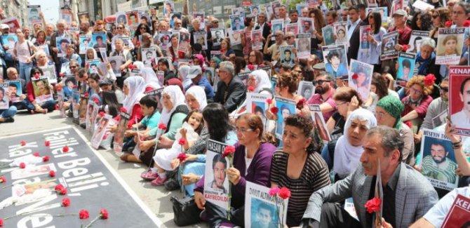 Cumartesi Anneleri'den Erdoğan ile görüşme talebi