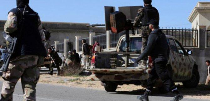 Trablus'ta çatışma: 38 ölü, 90 yaralı