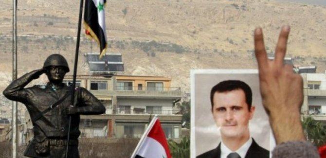 Şam: Federasyonu kabul etmiyoruz