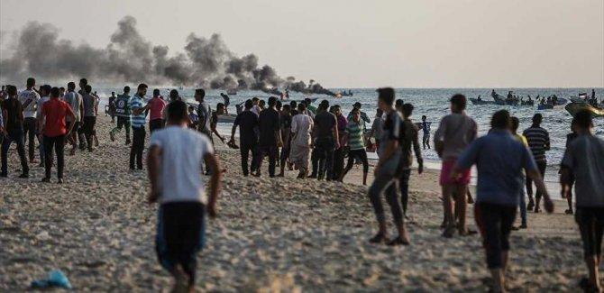 İsrail Filistinli Aktivistlere Saldırdı