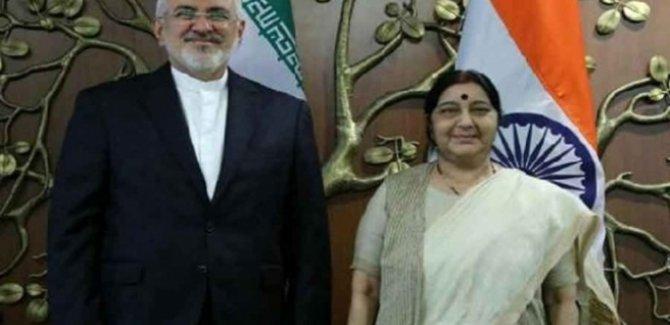 Hindistan ABD'yi takmadı, İran'la ticarete devam