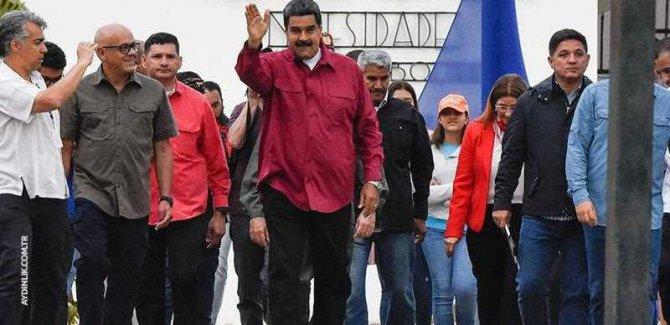 Venezuela ABD'li Elektrik Şirketine El Koydu