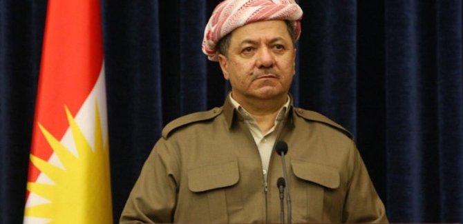 Barzani: Kürt sorunu bombardımanla çözülmez!