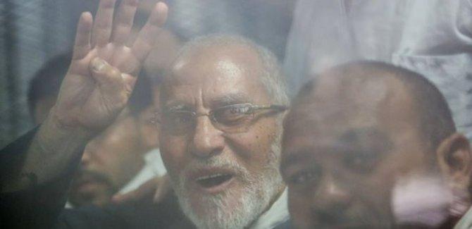 Mısır'da İhvan yöneticilerinin de olduğu 75 kişiye idam cezası
