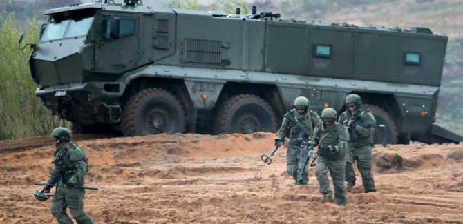 Rusya tarihinin en büyük askeri tatbikatını yapacak