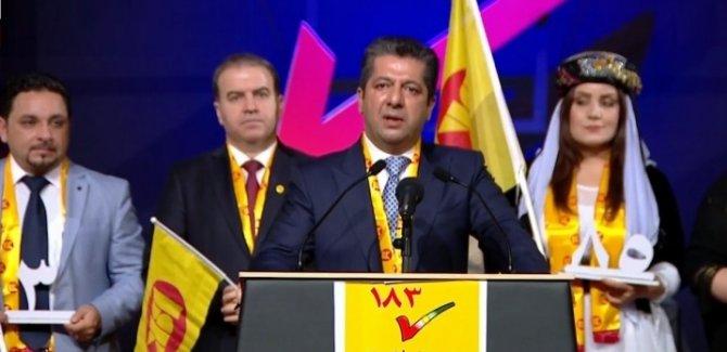 Barzani: İhanet olmazsa kimse Kürdistan'ı işgal edemez