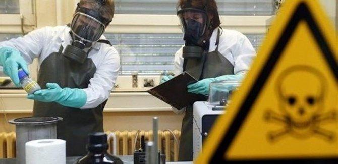Gürcistan'daki Amerikan laboratuvarına 'insanlar üzerinde deney' suçlaması
