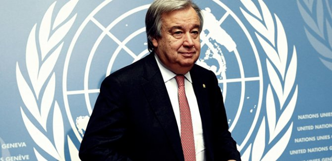Guterres: ABD'nin yumuşak gücü azalıyor