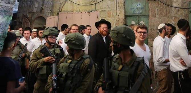 Hamas: Mescid-i Aksa'ya baskınların artması Amerikan planlarıyla uyumlu
