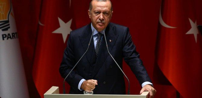 Erdoğan: Şu an sabır safhasındayım