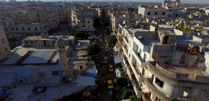 BM İdlib'deki hastanelerin yerini paylaştı