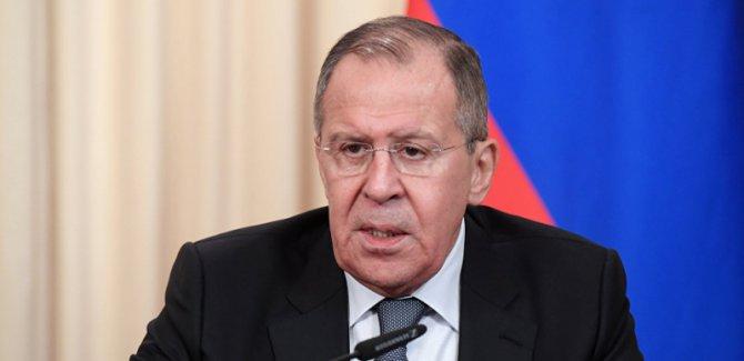 Lavrov: İdlib, Rakka olmayacak; koridorlar oluşturulacak