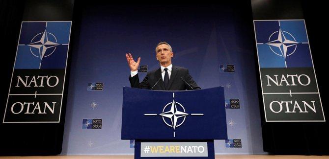 Stoltenberg: Rusya ile cepheleşme arayışı içinde değiliz