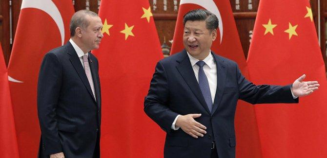 Çin: Türkiye'nin ulusal para teklifine hazırız