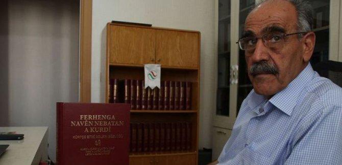 14 yılda 20 bin kelime topladı, ilk Kürtçe bitki sözlüğünü yazdı