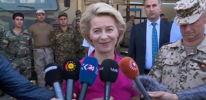 Almanya'dan Kürdistan kararı