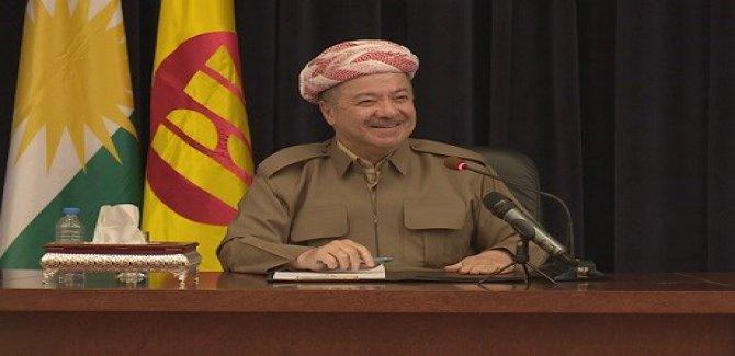 Barzanî: Siyasiyên Iraqî ku li dijî referandumê bûn hatin cezakirin