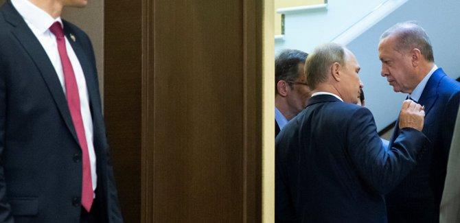 Putin: Erdoğan'la anlaştık