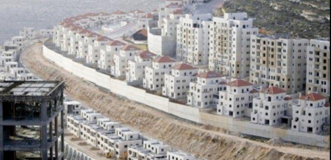 Siyonistlerin yerleşke inşaatında %187 artış