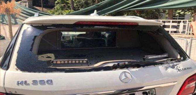 AK Parti'li belediye başkanının aracına silahlı saldırı!
