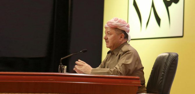 Barzani: Kürdistan'ı korumaya yeminliyiz