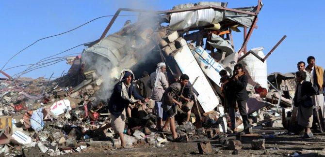 'Dünya, Yemen'i unuttu'