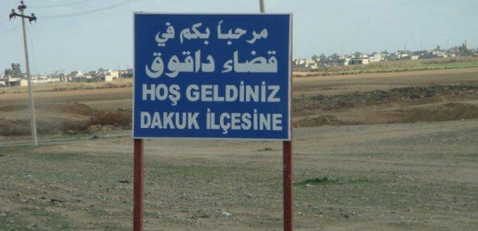 Kürt parlamenterlerden Daqûq'taki hak ihlalerine tepki