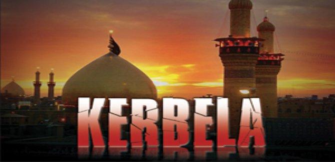 Kerbela'da milyonların katılımıyla Aşura matem merasimi düzenlendi